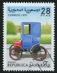 Postage stamp design