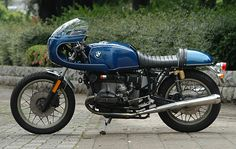 Racing Cafè: Bmw R100 RS Special #8 by Ritmo Sereno