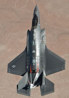 F22 with spin recovery chute