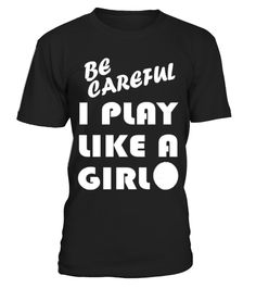 """# Be Careful I Play Like A Girl T-Shirt Cute Funny Volleyball .  Special Offer, not available in shops      Comes in a variety of styles and colours      Buy yours now before it is too late!      Secured payment via Visa / Mastercard / Amex / PayPal      How to place an order            Choose the model from the drop-down menu      Click on """"Buy it now""""      Choose the size and the quantity      Add your delivery address and bank details      And that's it!      Tags: Buy as a gift for your…"""