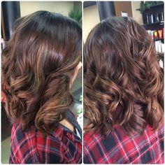 Sun-kissed Bayalage Want color cut Locks, Cut My Hair, Good Hair Day, Gorgeous Hair, Beautiful, Hair Today, Hair Dos, Pretty Hairstyles, Hair Inspiration