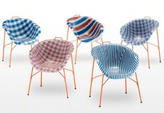 Paola Navone's chairs