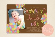 Growing Up  Printable Disney/Pixar UP by SomethingPrintable, $15.00