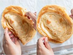 Crispy, chewy, buttery, and comprised of innumerable flaky layers, the paratha is a flatbread that can complement almost any dish and can be eaten at any meal. Paratha Recipes, Flatbread Recipes, Indian Food Recipes, Asian Recipes, Healthy Recipes, All You Need Is, Roti Recipe, Shishkabobs Recipe, Clarified Butter Ghee