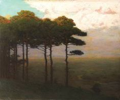 Charles Warren Eaton - Artist, Fine Art Prices, Auction Records for Charles Warren Eaton