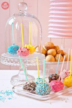 #Cake-Pops, #colorful #cakepops