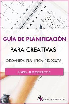 PLANIFICACIÓN PARA CREATIVAS. #PRODUCTIVIDAD #PLANIFICACIÓN #BULLETJOURNAL #AGENDAS #PLANIFICAR