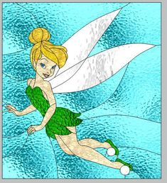 Famous pixie by Wendy Appleby Tinkerbell