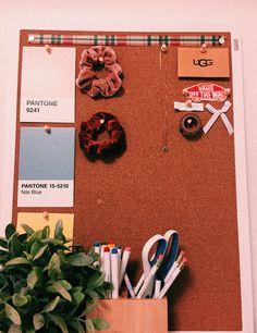 Room Vsco - Bright Idea - Home, Room, Furniture and Garden Design Ideas My New Room, My Room, Dorm Room, Bedroom Inspo, Bedroom Decor, Bedroom Ideas, Desk Inspo, Cute Room Decor, Aesthetic Room Decor