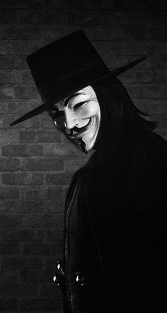 V for Vendetta v for vendetta Strange Harbors V For Vendetta Poster, V For Vendetta Tattoo, V Pour Vendetta, V For Vendetta Wallpapers, Hd Phone Wallpapers, Iconic Characters, Iconic Movies, Ideas Are Bulletproof, Wolf Tattoos Men