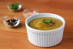 Parsnip, Leek, and Sweet Potato Soup