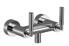 Dornbracht Shower mixer for wall mounting Finish White Matt Big Savings again
