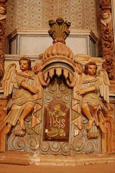 Restauração Igreja Matriz de Conceição do Mato Dentro / MG | Flickr – Compartilhamento de fotos!