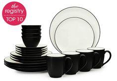 Registry Top 10: Noritake Dinnerware #macys #ido #registry BUY NOW!
