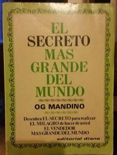 El Secreto más grande del Mundo OG MANDINO