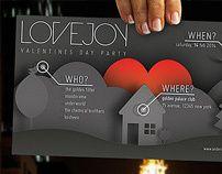 查看此 @Behance 项目: \u201cLovejoy - Music & Event Flyer\u201d https://www.behance.net/gallery/4808837/Lovejoy-Music-Event-Flyer