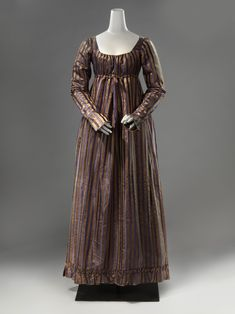Fripperies and Fobs : Dress ca. 1815-20  From the Rijksmuseum