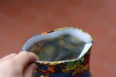 Homemade holidays: cloth Ziplocs - Frugal by Choice, Cheap by Necessity