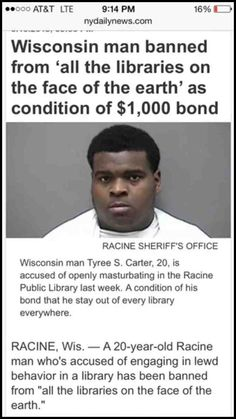 Banned From Reading  // funny pictures - funny photos - funny images - funny pics - funny quotes - #lol #humor #funnypictures