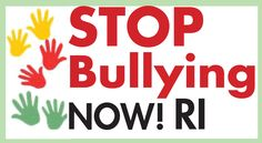 Rhode Island Parent Information Network Stop Bullying Now, Anti Bullying, Workplace Bullying, Want To Be Loved, Motivate Yourself, Parenting, Positivity, Shit Happens, Motivation