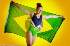 Ruby Harrold, Team GB Gymnastics at the Rio Olympics 2016