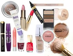best drugstore beauty buys #BestBeautyBuys #drugstoremakeup