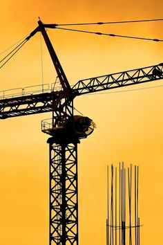 Tower Crane by Wilfredo Lumagbas Jr., via 500px