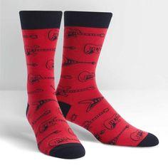 13 Best Punny Socks images | Socks, Crew socks, Mens fitness