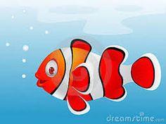clown fish cartoon - Google Search