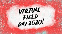 Virtual Field Day 2020 – Virtual Field Day Games for Elementary PE Teamwork Games, Pe Games, Group Games, Field Day Activities, Field Day Games, Throwing Games, Elementary Pe, Different Games, Neon Signs