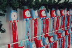 DIY: Calendario de Adviento | | Fiestafacil Blog