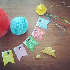 Boys Day, Child Day, Diy And Crafts, Crafts For Kids, Arts And Crafts, Kids Events, Holidays And Events, Koi, Japan Crafts