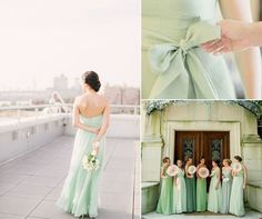 Our Favorite Bridesmaid Dress Trends For 2015 - Verily