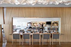 office of mcfarlane biggar architects + designers, Vancouver, Oru Restaurant