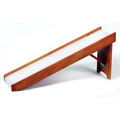 how to build a dog ramp | Sofa Ramp for Dogs - NipandBones.com