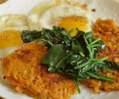 Sweet Potato Latkes Recipe | Paleo inspired, real food