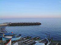 Holidays to the black sea's sunny Pomorie Town, Bulgaria