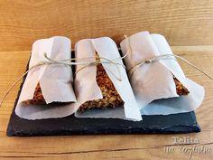 Receita barras de cereais com maçã e canela por analuisateles - Categoria da receita Bolos e Biscoitos