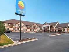 Manitou Springs (CO) Comfort Inn United States, North America Comfort Inn is conveniently located in the popular Manitou Springs area. Featuring a complete list of amenities, guests will find their stay at the property a comfortable one. Facilities like 24-hour front desk, facilities for disabled guests, luggage storage, Wi-Fi in public areas, car park are readily available for you to enjoy. All rooms are designed and decorated to make guests feel right at home, and some rooms...