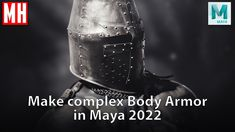 Animation Tutorial, Body Armor, 3d Modeling, Make It Simple, Tutorials, Free, Wizards