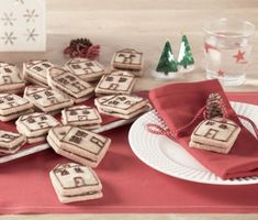 Sablés de Noël fourrés au Nutella®