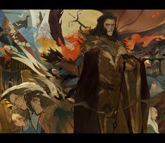 [Hobbit]King of Dale by Wavesheep