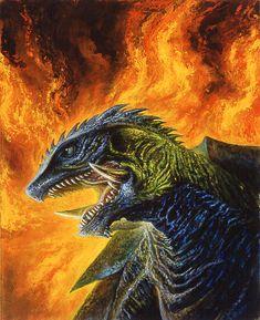 Gamera:  Definitely my favorite aside from Godzilla.