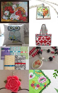 Gifts to Give by Sue Green on Etsy--Pinned with TreasuryPin.com