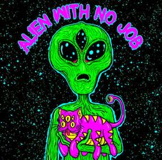 No hope for humanity reference alien art psychedelic art dope art. Trippy Alien, Alien Art, Psychedelic Art, Dope Kunst, Alien Aesthetic, Space Grunge, Pop Art, Aliens And Ufos, Steven Universe