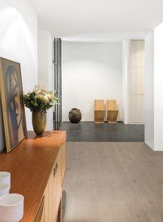 Wood veneer flooring - PAR-KY Deluxe+ Rustic Desert Oak