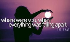 You Found Me // The Fray