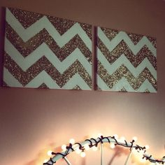 chevron sparkle