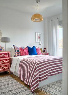 Atmosferă boho-chic într-un apartament vesel și colorat Jurnal de design interior