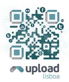 Super Sweet __  Upload Lisboa QR Code | QRdressCode | Scoop.it
